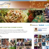 SMART COOK THAI COOKERY SCHOOL Chiang Mai