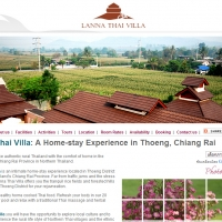 Lanna Thai Villa Home-stay Chiang rai